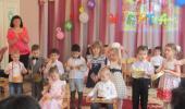 В детском саду прошли утренники к 8 марта.