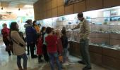 Посещение музея древностей