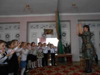 Открытый просмотр НОД по патриотическому воспитанию