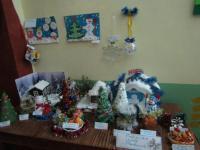 """Выстака совместного творчества """"Мастерская Деда Мороза"""""""