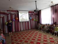 Концерт ко Дню дошкольного работника