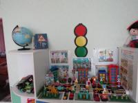 Неделя по предупреждению ПДД в детском саду.