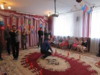 В детском саду прошли мероприятия к 23 февраля