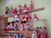 """Выставка """"Кукла в национальном наряде"""""""