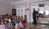 Встреча с инспектором ГИБДД