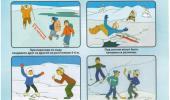 """консультация для родителей """"Безопасность в зимнее время года"""""""